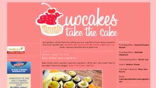 Cupcakestake the cake